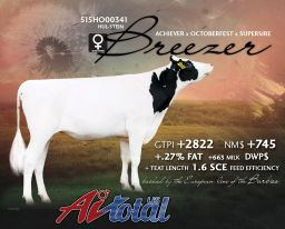 515HO00341 BREEZER adds to his GTPI